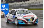 24h-Rennen Nürburgring 2013, Peugeot 208 GTi , SP 2T, #215