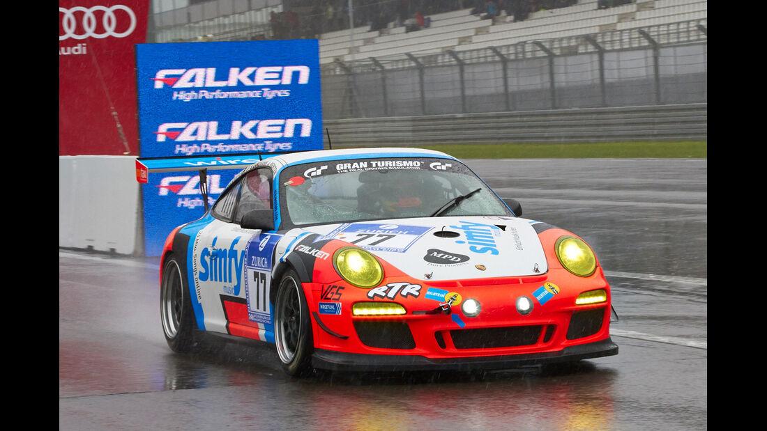 24h-Rennen Nürburgring 2013, Porsche 911 GT3 Cup , SP 7, #77