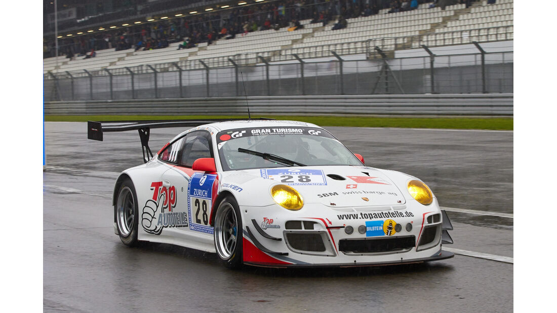24h-Rennen Nürburgring 2013, Porsche 911 GT3 R , SP 9 GT3, #28