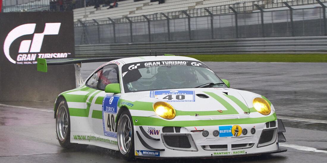24h-Rennen Nürburgring 2013, Porsche 911 GT3 R , SP 9 GT3, #40