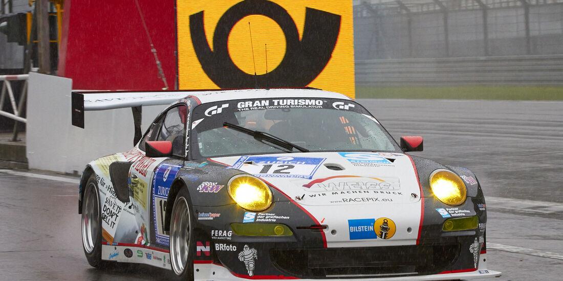 24h-Rennen Nürburgring 2013, Porsche 911 GT3 RSR , SP 7, #12