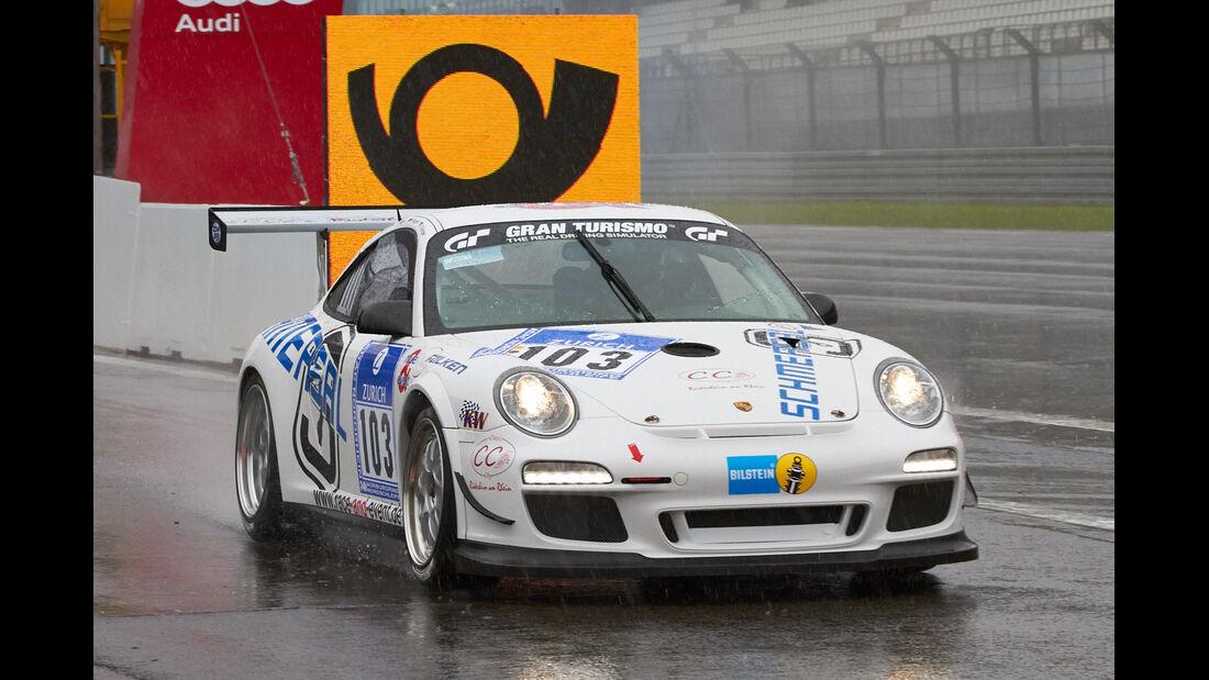 24h-Rennen Nürburgring 2013, Porsche 997 Cup , SP 7, #103