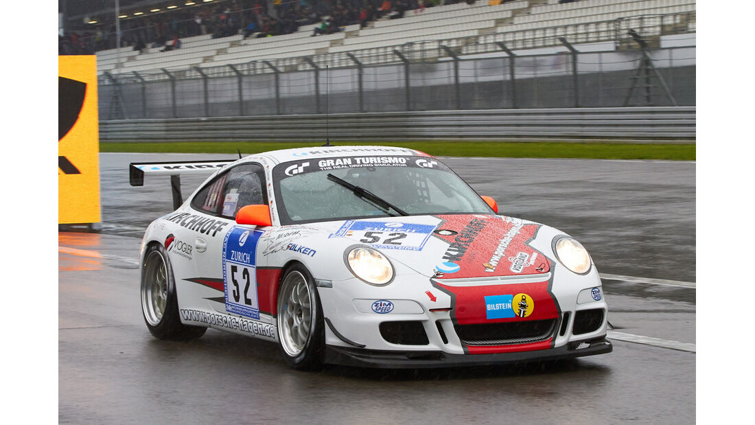 24h-Rennen Nürburgring 2013, Porsche 997 Cup , SP 7, #52