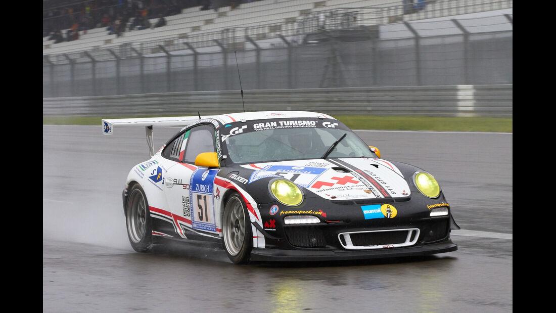 24h-Rennen Nürburgring 2013, Porsche 997 GT3 Cup , SP 7, #51