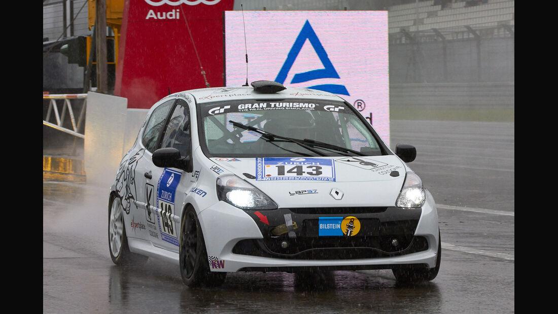 24h-Rennen Nürburgring 2013, Renault Clio Cup , SP 3, #143