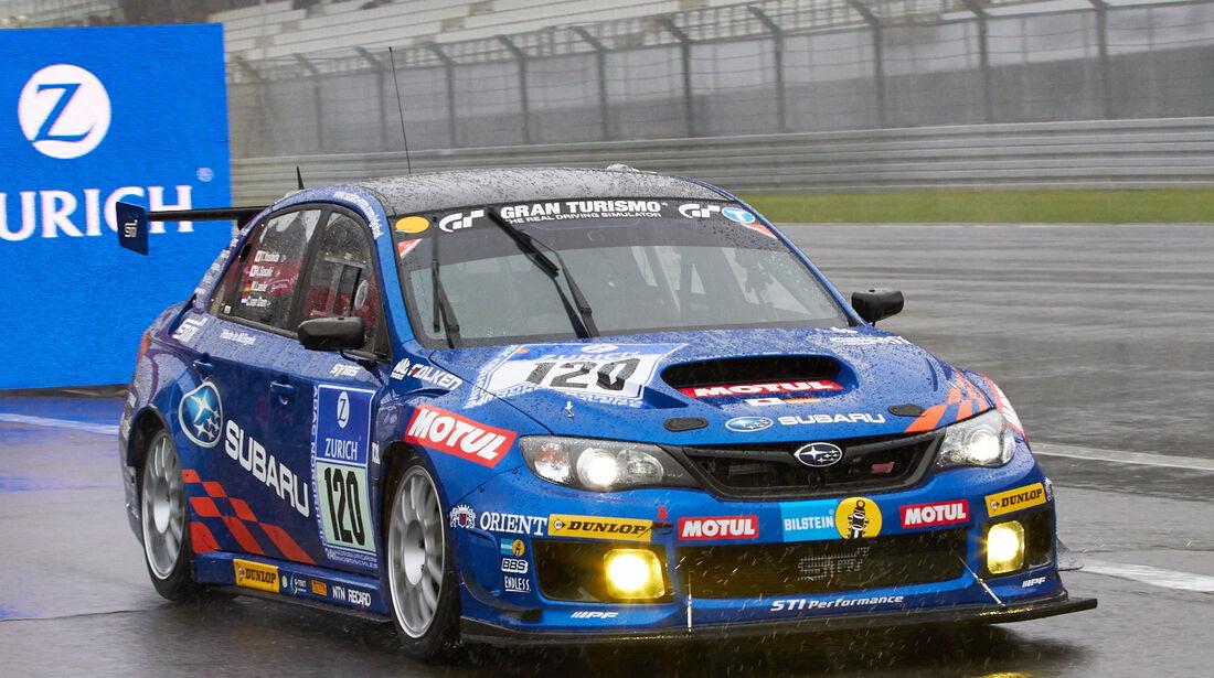 24h-Rennen Nürburgring 2013, Subaru GVB , SP 3T, #120