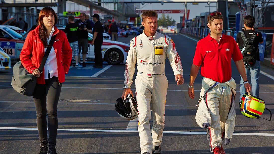 24h Rennen Nürburgring 2014 Felix Baumgartner