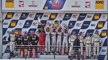 24h-Rennen Nürburgring 2014 - Siegerehrung - Podest - Podium