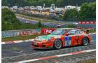24h-Rennen Nürburgring 2014 - Unfälle - Porsche 997 Cup