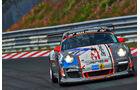 24h-Rennen Nürburgring 2014 - Unfälle - Porsche 997 GT3 Cup