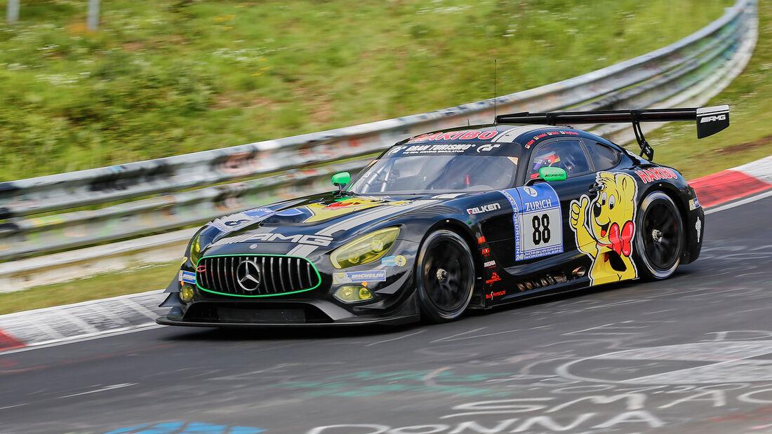 24h-Rennen Nürburgring 2016 - Nordschleife - 2. Qualifying