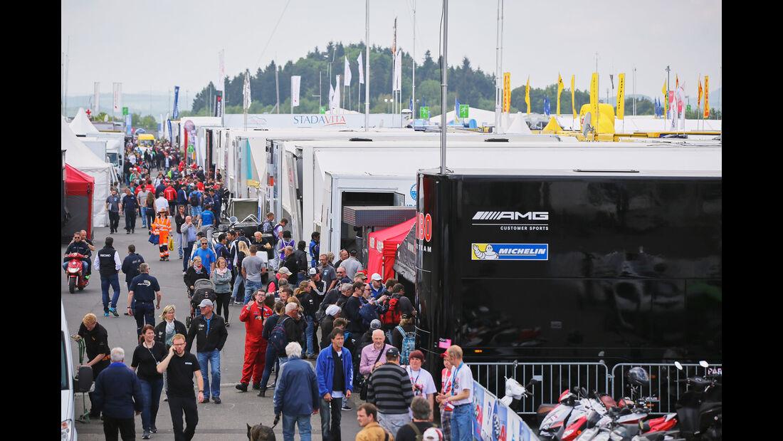 24h-Rennen Nürburgring 2016 - Nordschleife - Donnerstag - 26.5.2016