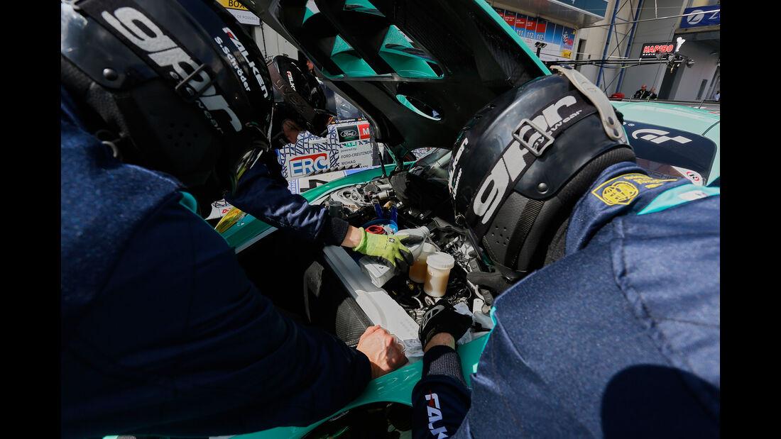 24h-Rennen Nürburgring 2016 - Nordschleife - Freies Training