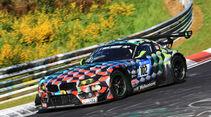 24h-Rennen Nürburgring 2017 - Nordschleife - Startnummer 102 - BMW Z4 GT3 - Walkenhorst Motorsport - Klasse SP 9 LG