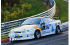 24h-Rennen Nürburgring 2017 - Nordschleife - Startnummer 116 - Opel Calibra TJ-R - Sponsor: TJ-Racing-Team - Klasse SP 3