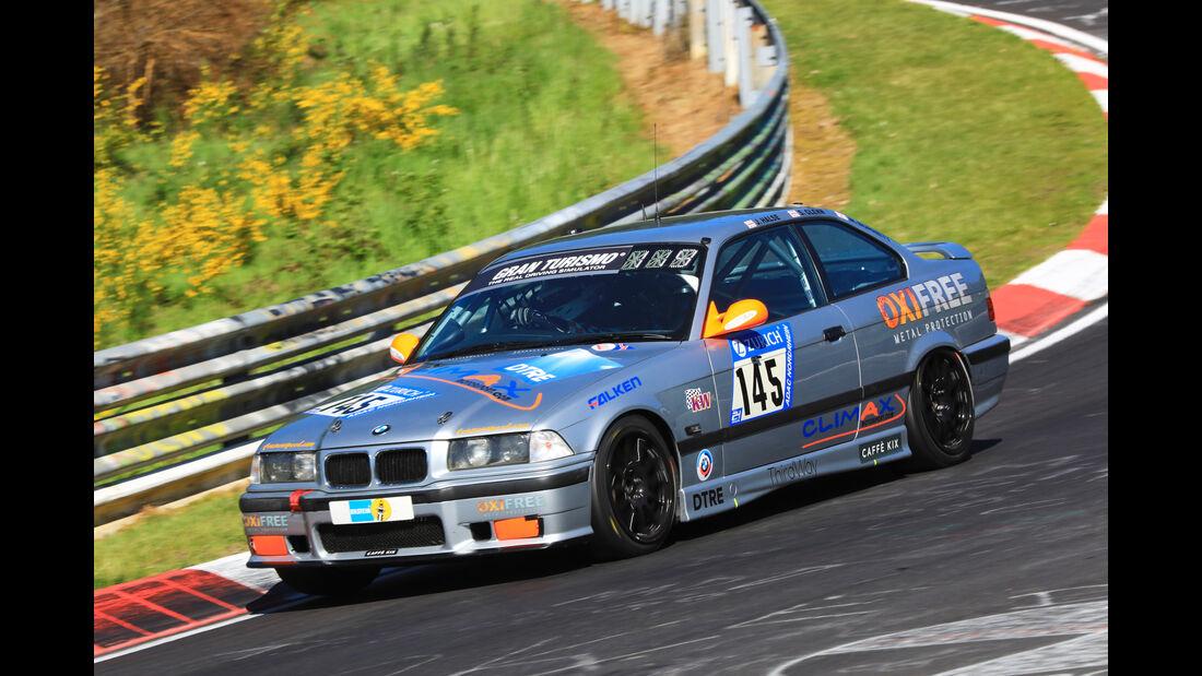 24h-Rennen Nürburgring 2017 - Nordschleife - Startnummer 145 - BMW E36 M3 - priconracing - Klasse V 5