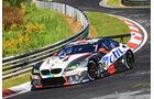 24h-Rennen Nürburgring 2017 - Nordschleife - Startnummer 19 - BMW M6 GT3 - Schubert Motorsport - Klasse SP 9