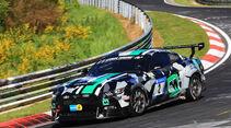 24h-Rennen Nürburgring 2017 - Nordschleife - Startnummer 2 - Ford Mustang GT WR - MSC Adenau - Klasse SP 8