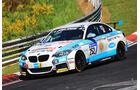24h-Rennen Nürburgring 2017 - Nordschleife - Startnummer 252 - BMW M235i Racing - Securtal Sorg Rennsport - Klasse Cup 5