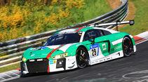 24h-Rennen Nürburgring 2017 - Nordschleife - Startnummer 29 - Audi R8 LMS - Audi Sport Team Land - Klasse SP 9
