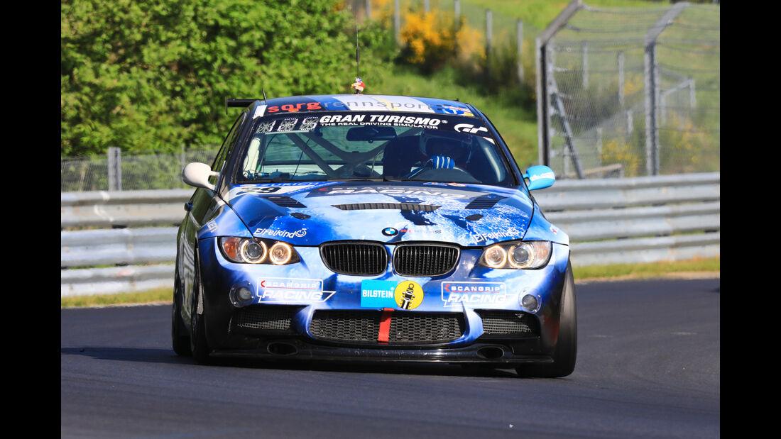 24h-Rennen Nürburgring 2017 - Nordschleife - Startnummer 39 - BMW 335 i - Securtal Sorg Rennsport - Klasse SP 8T