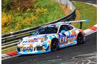 24h-Rennen Nürburgring 2017 - Nordschleife - Startnummer 61 - Porsche 911 GT3 Cup (991) - Gigaspeed Team GetSpeed Performance - Klasse SP 7