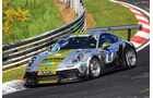 24h-Rennen Nürburgring 2017 - Nordschleife - Startnummer 65 - Porsche 911 GT3 2017  - Black Falcon Team TMD Friction - Klasse SP 7