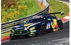 24h-Rennen Nürburgring 2017 - Nordschleife - Startnummer 8 - Mercedes-AMG GT3 - Haribo Racing Team Mercedes-AMG - Klasse SP 9