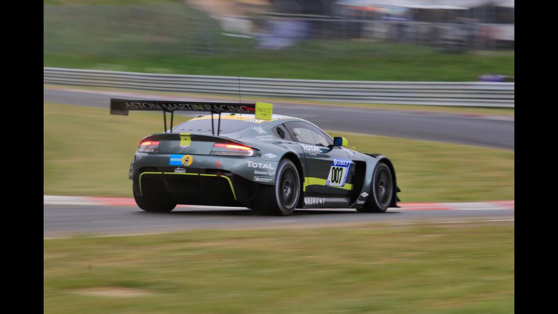 24h-Rennen Nürburgring 2018 - Nordschleife - Aston Martin Vantage GT3 - Startnummer #007