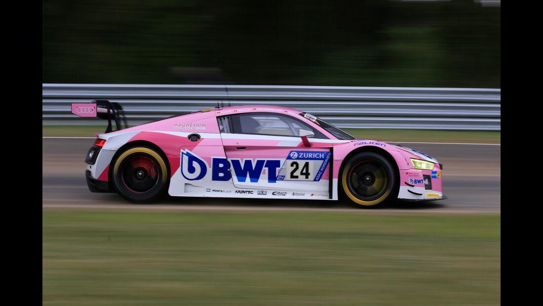 24h-Rennen Nürburgring 2018 - Nordschleife - Audi R8 LMS - Startnummer #24