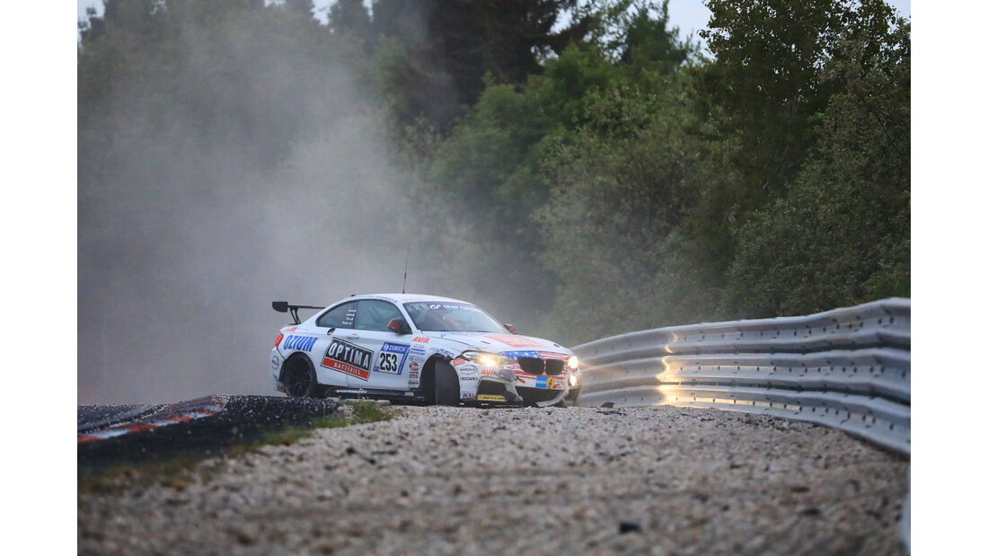 24h-Rennen Nürburgring 2018 - Nordschleife - BMW M235i Racing - Startnummer #253