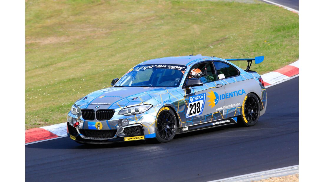 24h-Rennen Nürburgring 2018 - Nordschleife - BMW M235i Racing - Walkenhorst Motorsport - Startnummer #238 - CUP5