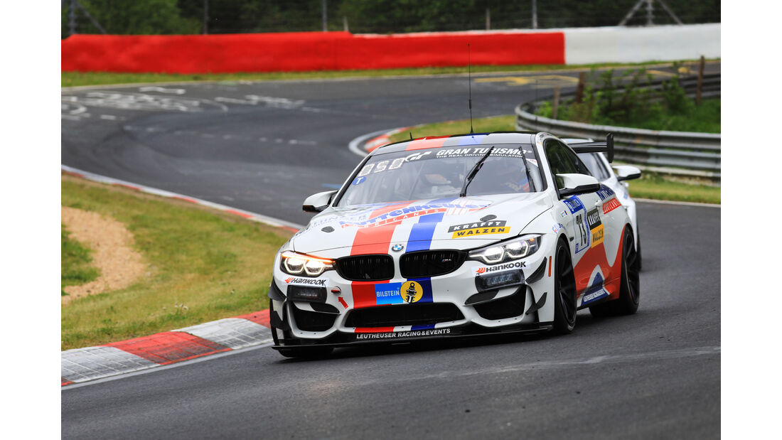 24h-Rennen Nürburgring 2018 - Nordschleife - BMW M4 GT - Startnummer #73