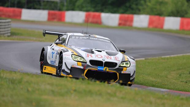 24h-Rennen Nürburgring 2018 - Nordschleife - BMW M6 GT3 - Startnummer #98