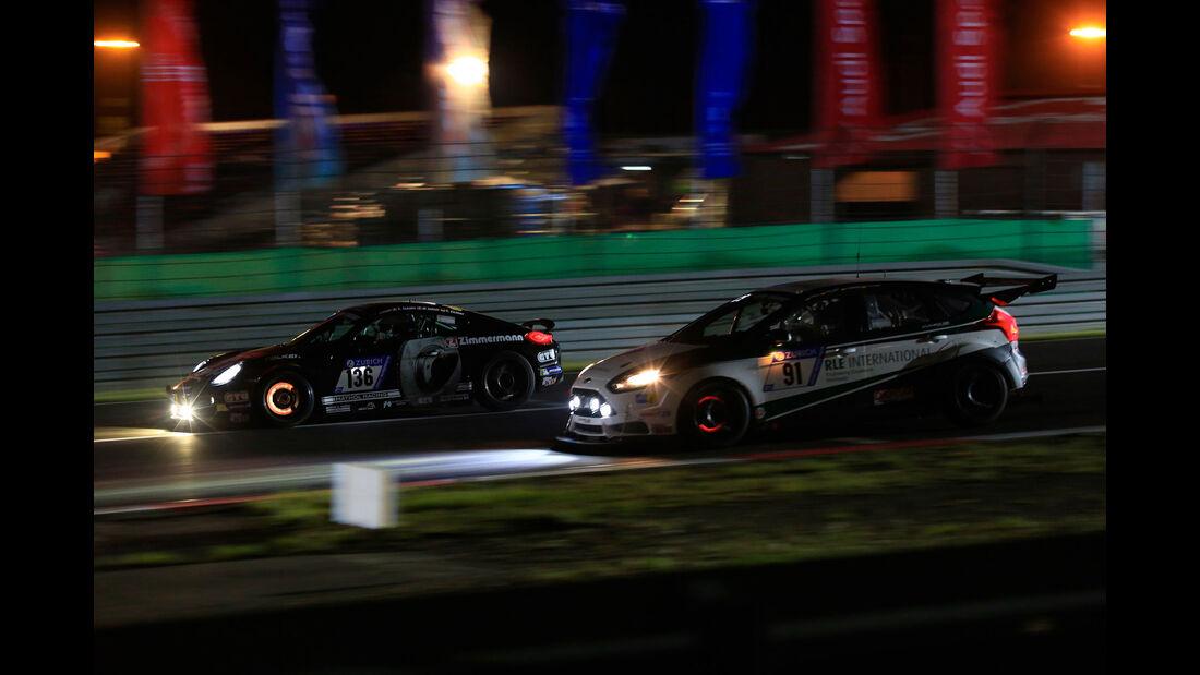 24h-Rennen Nürburgring 2018 - Nordschleife - Ford Focus - Startnummer #91