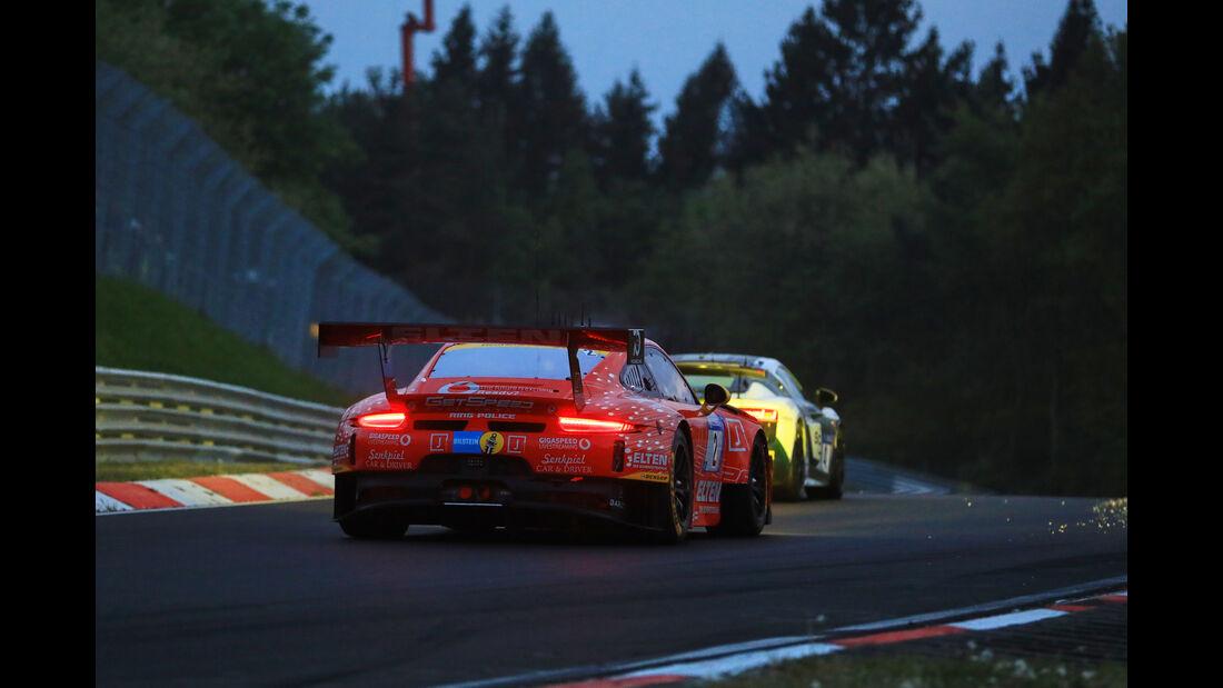 24h-Rennen Nürburgring 2018 - Nordschleife - Porsche 911 GT3 R - Startnummer #2