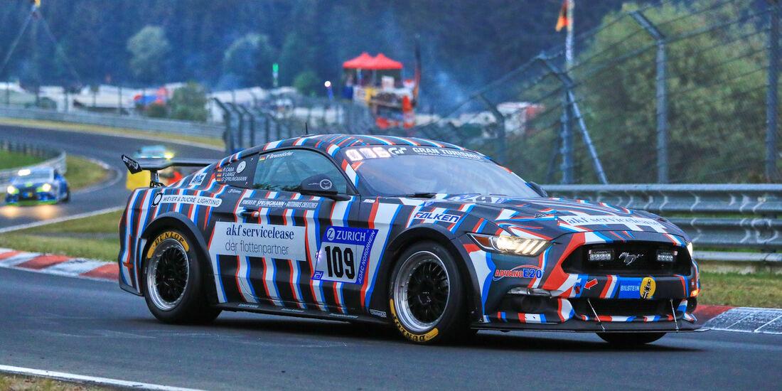 24h-Rennen Nürburgring 2018 - Nordschleife - Startnummer #109 - Ford Mustang GT - AT