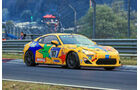 24h-Rennen Nürburgring 2018 - Nordschleife - Startnummer #117 - Toyota GT86 - Pit Lane - AMC Sankt Vith - SP3