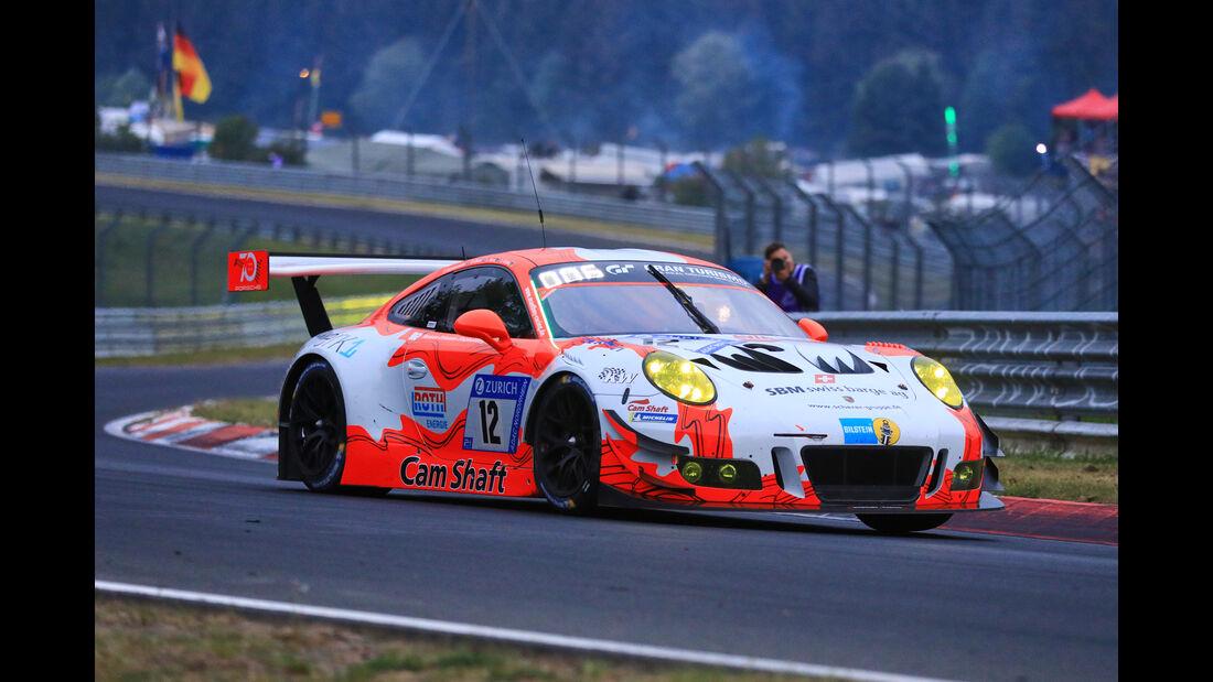 24h-Rennen Nürburgring 2018 - Nordschleife - Startnummer #12 - Porsche 911 GT3 R - Manthey Racing - SP9