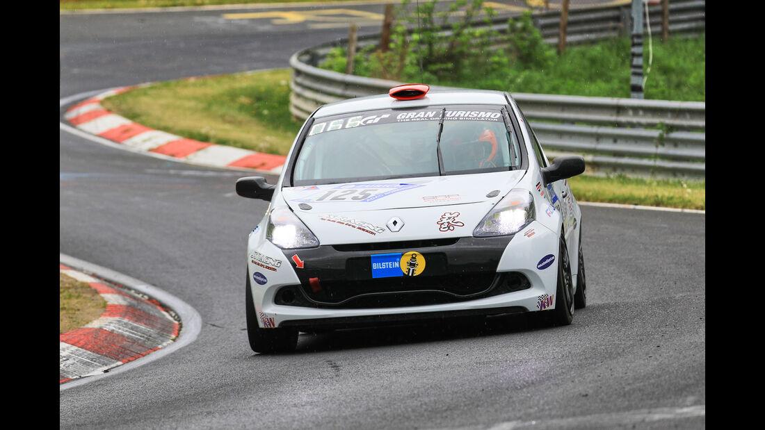 24h-Rennen Nürburgring 2018 - Nordschleife - Startnummer #125 - Renault Clio Cup - Roadrunner Racing - SP3