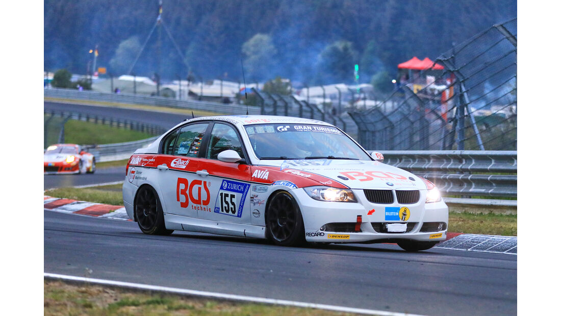 24h-Rennen Nürburgring 2018 - Nordschleife - Startnummer #155 - BMW 325i - Securtal Sort Rennsport - V4