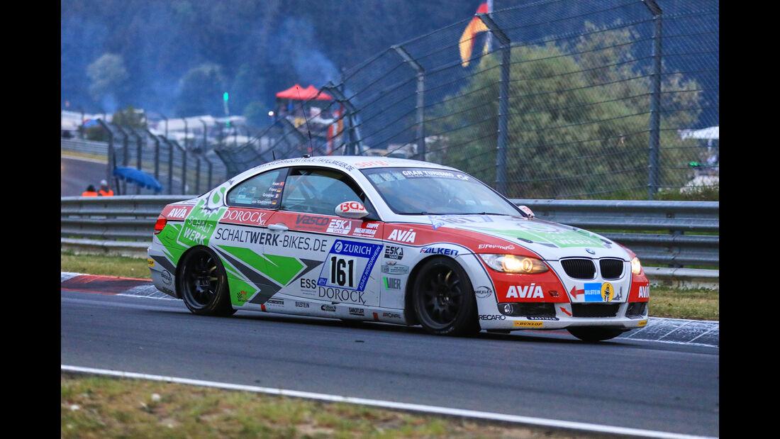 24h-Rennen Nürburgring 2018 - Nordschleife - Startnummer #161 - BMW 325i - Securtal Sorg Rennsport - V4