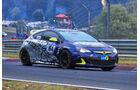 24h-Rennen Nürburgring 2018 - Nordschleife - Startnummer #164 - Opel Astra J OPC - V2T