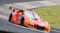 24h-Rennen Nürburgring 2018 - Nordschleife - Startnummer #2 - Porsche 911 GT3 R - Gigaspeed Team Get Speed Performance - SP9