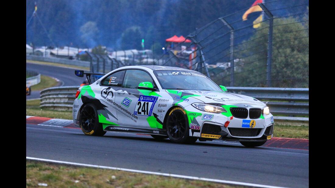 24h-Rennen Nürburgring 2018 - Nordschleife - Startnummer #241 - BMW M235i Racing - Pixum Team Adrenalin Motorsport - CUP 5