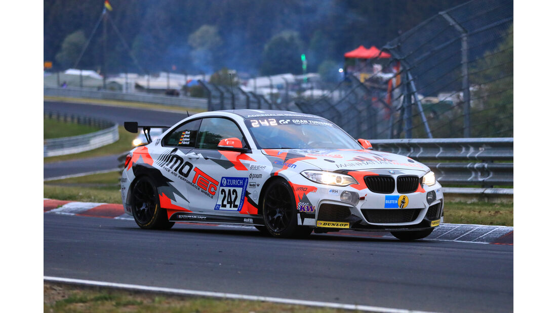 24h-Rennen Nürburgring 2018 - Nordschleife - Startnummer #242 - BMW M235i Racing - Pixum Team Adrenalin Motorsport - CUP5