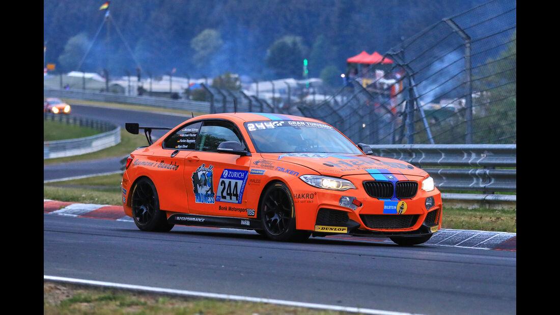 24h-Rennen Nürburgring 2018 - Nordschleife - Startnummer #244 - BMW M235i Racing - Hofor Racing powered by Bonk Motorsport - CUP5