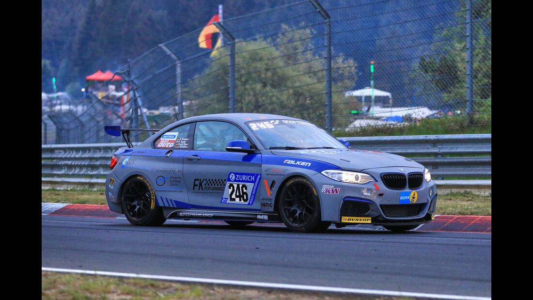24h-Rennen Nürburgring 2018 - Nordschleife - Startnummer #246 - BMW M235i Racing - ADAC Team Weser-Ems e.V - CUP5