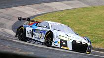 24h-Rennen Nürburgring 2018 - Nordschleife - Startnummer #3 - Audi R8 LMS - Audi Sport Team Phoenix - SP9