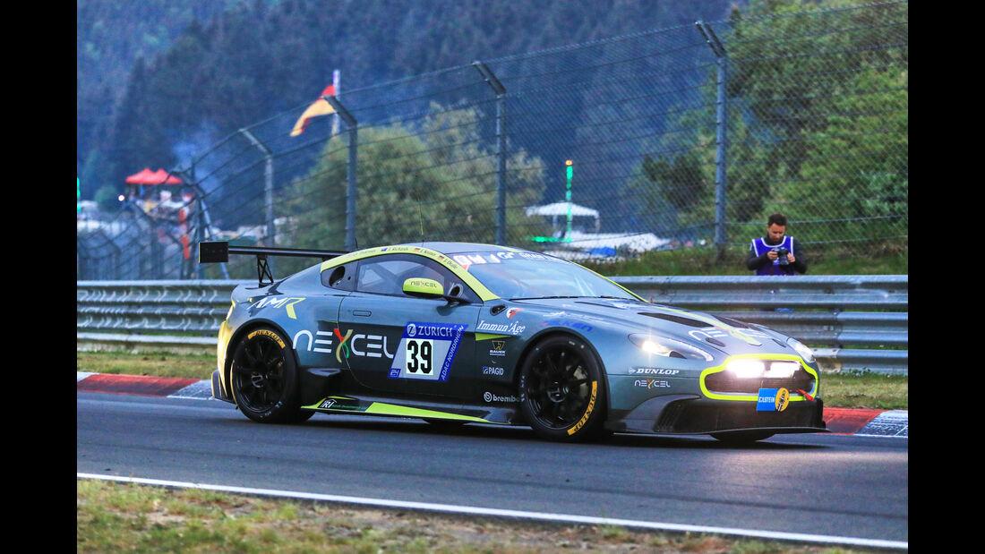 24h-Rennen Nürburgring 2018 - Nordschleife - Startnummer #39 - Aston Martin GT8 - AMR Performance Center - SP8